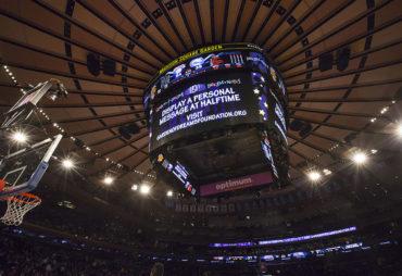 dream notes knicks - Madison Square Garden Internship